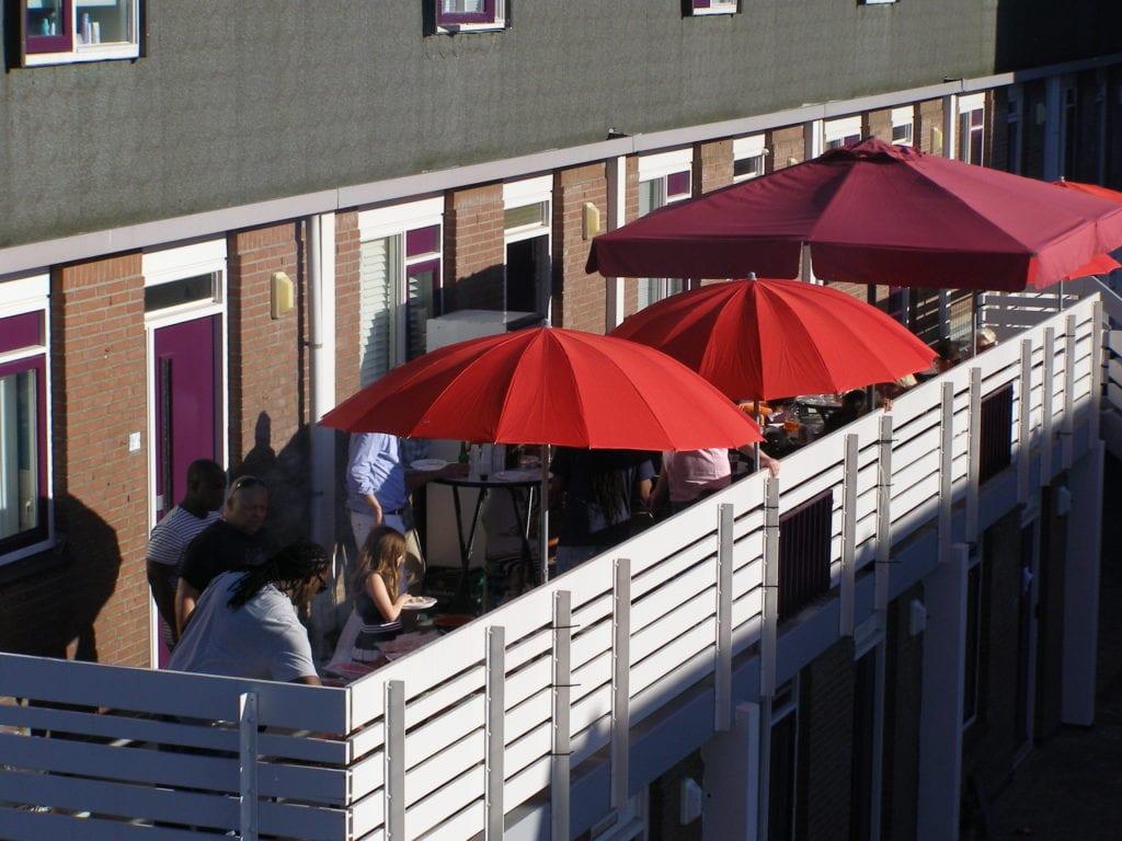 Zomaar een zonnige dag in Zoetermeer